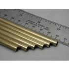 K&S Engineering . KSE Round Brass Tube 7/32