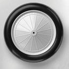 Du Bro Products . DUB 1/5 SCALE 5.6IN DIAM VINTAGE WHEEL