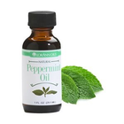 Lorann Gourmet . LAO Peppermint Natural Flavor 4 oz