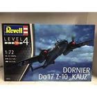 Revell of Germany . RVL 1/72 Dornier Do 17Z-10