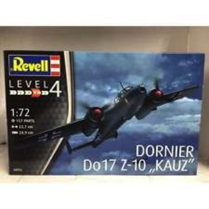 Revell of Germany . RVL 1/72 Dornier Do 17Z-10