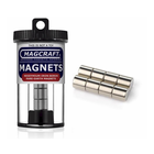 "Magcraft Magnets . MFM 0.375"" X 0.375"" Rod Rare Earth Magnet"