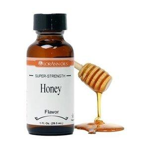 Lorann Gourmet . LAO Honey Flavor 1 oz