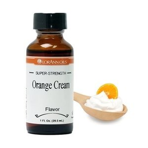 Lorann Gourmet . LAO Orange Cream Flavor 1 oz