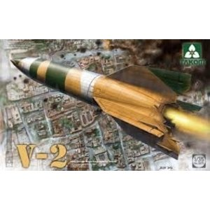 TAKOM . TAO 1/35 WWII V-2 ROCKET
