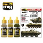 Ammo of MIG . MGA AFGHANISTAN WAR COLORS ACRYLIC SET