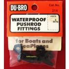 Du Bro Products . DUB WATERPROOF PUSHROD FITTINGS