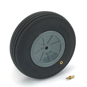 Du Bro Products . DUB TREADED WHEEL4LARGE SCALE