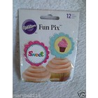 Wilton Products . WIL (DISC) - Fun Pix - Sweet Party