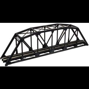 Atlas Model Railroad Co . ATL Code 80 Truss Bridge Black N