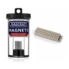 "Magcraft Magnets . MFM 0.125"" X 0.125"" Rare Earth Rod Magnet"