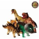 Imex Model Co. . IMX Small Soft Touch Dinosaurs