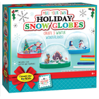 Creativity for kids . CFK Make Your Own Holiday Snow Globes
