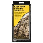 Woodland Scenics . WOO EASY ROCK CARVING TOOLS