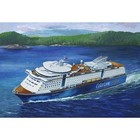 Revell of Germany . RVL (DISC) - 1/1200 M/S COLOR MAGIC CRUISELINER