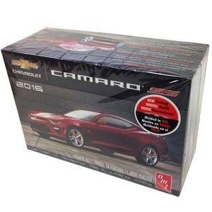 AMT\ERTL\Racing Champions.AMT (DISC) - 1/25 '16 CAMARO SS COLOR VERSION