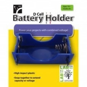 American Educational Products . AEP D CELL BATTERY HOLDER