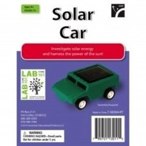 American Educational Products . AEP SOLAR CAR