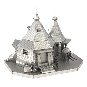 Fascinations . FTN Metal Earth - Harry Potter - Hagrid's Hut