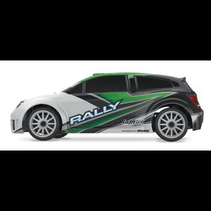 Traxxas Corp . TRA La Trax Rally 1/18 Rtr