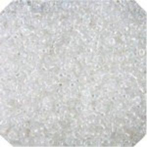 John Bead Corporation . JBC Seedbead Tr. Iris Crystal