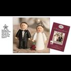 Quilled Creations . QUI Bride & Groom Miniature Quilling Kit