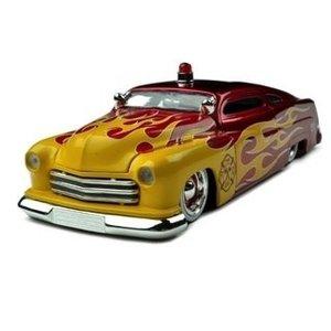 Jada Toys . JAD 1/24 Heat 51 Mercury Fire Dep
