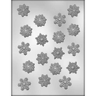 "CK Products . CKP Snowflake 1¼"" Chocolate Mold"