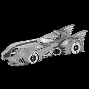 Fascinations . FTN Metal Earth - 1989 Batman Movie Batmobile