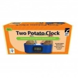 American Educational Products . AEP TWO POTATO CLOCK