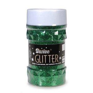 Darice . DAR (DISC) Glitter - Green 4oz