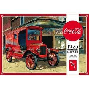 AMT\ERTL\Racing Champions.AMT 1/25 23 Ford T Delivery Coca Cola