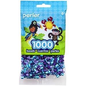 Perler (beads) PRL Deep Sea Striped - Perler Beads 1000 pkg