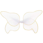 Darice . DAR (DISC) Nylon Angel Wings 9' X 8""
