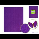 MultiCraft . MCI (DISC) Foamie Sheets Purple  9 x 12