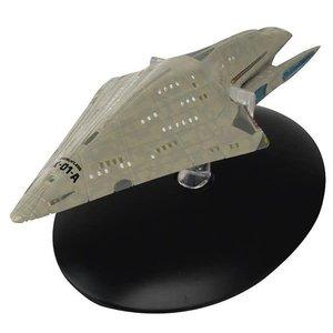 Eaglemoss . EGM USS DAUNTLESS NX-01-A