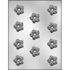 """CK Products . CKP 1-1/4"""" Wild Rose Chocolate Mold"""