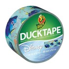 "Duck . DUK Disney - ""Finding Dory"" Duct Tape 1.88"" X 10 yds"