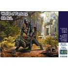 Masterbox Models . MTB 1/24 WORLD OF FANTASY #2