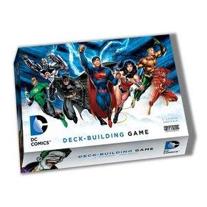 Cryptozoic . CRZ DC Comic Deck Building