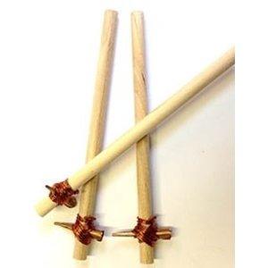 Babas Beeswax . BBW Traditional Wood kistka - MEDIUM Single