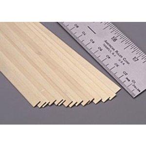 "K&S Engineering . K+S Brass Strips 12"" X .025 X 1/4"""