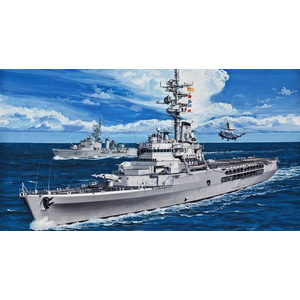 Revell of Germany . RVL 1/1200 Jeanne D'arc R97