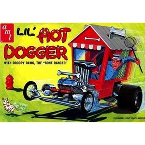 AMT\ERTL\Racing Champions.AMT 1/25 LI'L HOT DOGGER