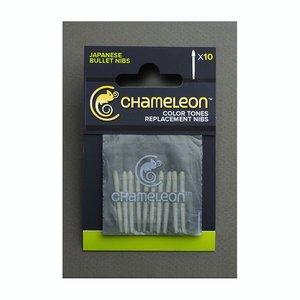 Chameleon . CHM REPLCMNT BULLET NIBS 10