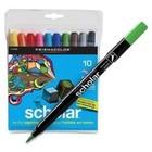 Sanford/Newll/Berol . SAF Prismacolor Scholar Markers 10 Pk.
