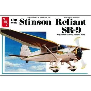 AMT\ERTL\Racing Champions.AMT (DISC) - 1/48 STINSON RELIANT AIRPLANE