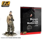 AK INTERACTIVE PANZER CREW UNIFORMS PAINTING GUIDE 2ND EDITION