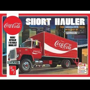 AMT\ERTL\Racing Champions.AMT 1/25 '70 LOUIS SHORT HAULER COKE