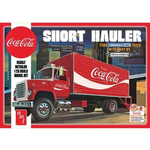 AMT\ERTL\Racing Champions.AMT (DISC) - 1/25 '70 LOUIS SHORT HAULER COKE